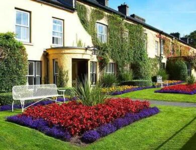 Hotel  Dunraven Arms Adare  Co. Limerick