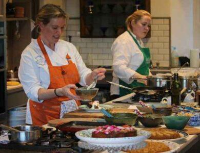 Ballymaloe Cookery School, Shanagarry Co. Cork