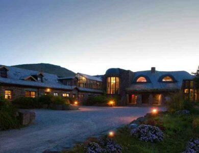 Delphi Adventure Resort. Co Galway