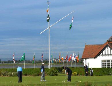 """""""Portmarnock Golf Club"""",  Co. Dublin"""