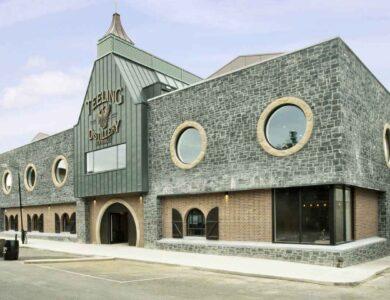 Teeling  Distillery. Co. Dublin