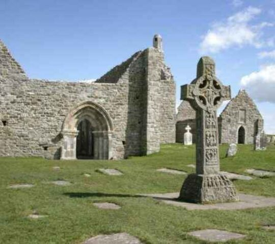Clonmacnoise Monastry, Co. Offaly