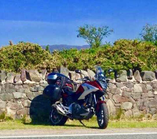 Motorbike Hire, Celtic Rider. Co. Kildare