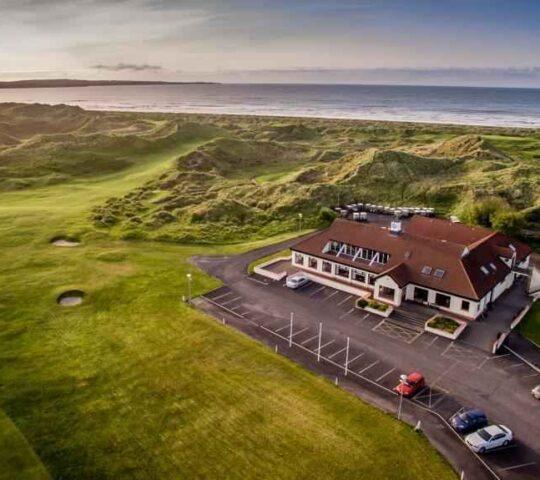 Enniscrone Golf Club.  Co.  Sligo